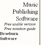 Music      Publishing           Software